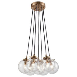Transitional Chandeliers by LIGHTING JUNGLE