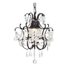 Plug in chandeliers houzz gallery lighting wrought iron crystal chandelier swag plug in chandeliers aloadofball Images