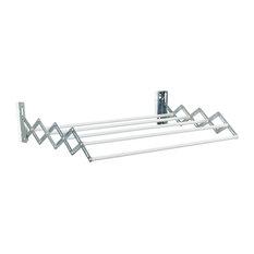 Classic Extendable Wall-Mounted Clothes Airer