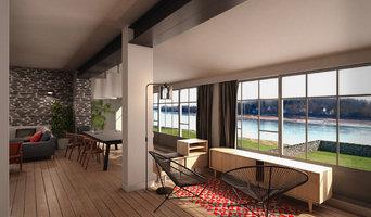 Maison en bord de Loire