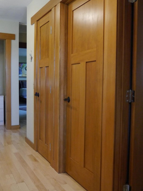 Douglas Fir 2 Panel Shaker And Craftsman Doors