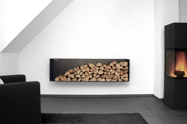 Aufbewahrung Kaminholz produkte 16 echt heiße aufbewahrungsideen für brennholz
