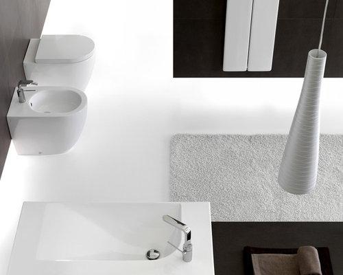Hatria Fusion Toilet Grandangolo Basin Products