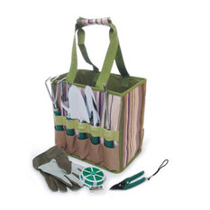 Garden Tools and Tote
