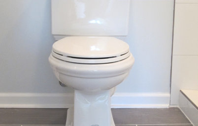 How to Install a Toilet in an Hour