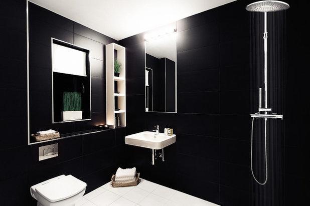 Contemporary Bathroom by Martin Gardner Photography