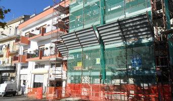 ripristino balconi e prospetto esterno condominio