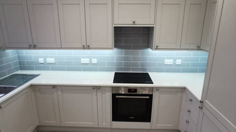Kitchen in Farnborough