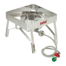 Bayou Classic Stainless Brew Burner