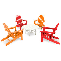 Beach Style Outdoor Lounge Sets by Ivy Terrace