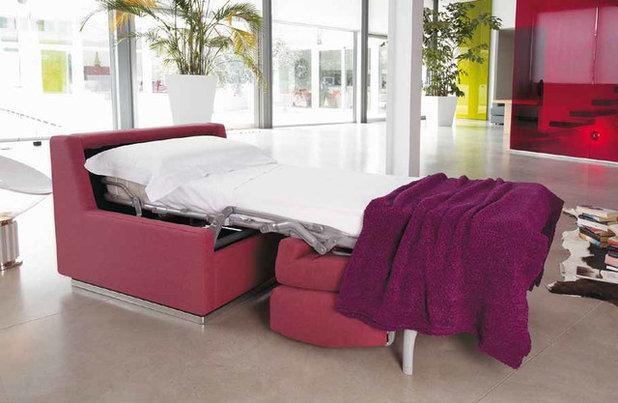 Contemporain Salon by Meubles et Atmosphère