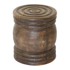 African Side End Tables Houzz