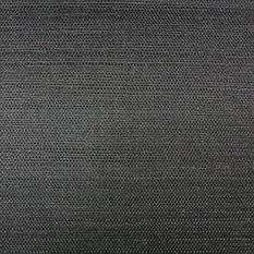 York Wallcoverings Ab2195 Black And White Twil Sisal Wallpaper, Dark Chocolate