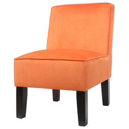 Transitional Armchairs And Accent Chairs by Fantastic Decor LLC