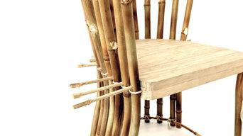 Die Verwendung von Bambus Als alternatives Material für den Möbelbau