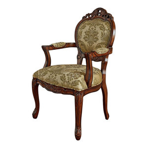 Winfrey Traditional Living Room Chair Victorian