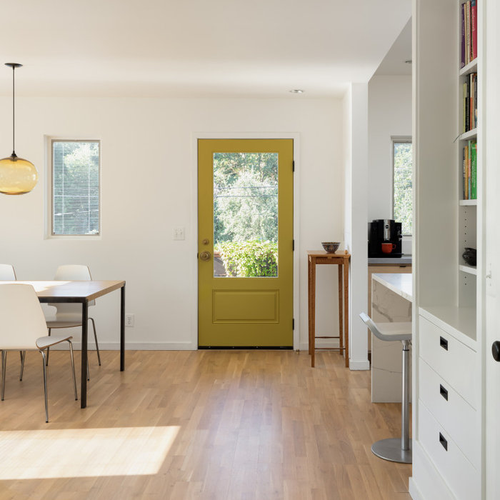 Fauntleroy Farmhouse remodel & ADU
