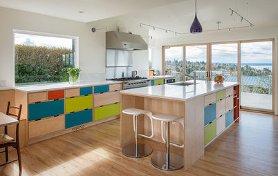 Midcentury Kitchen Seen in a New Light