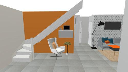 Couleur D Escalier hepl : quelle couleur dans ma cage d'escalier ?