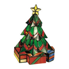 """9"""" Christmas Tree Accent Lamp"""
