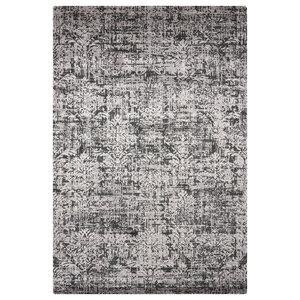 Nourison Twilight Onyx-Grey Rug, 168x244 Cm