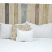 Handcrafted Headboard, Leaner Style, Farmhouse Mix, King