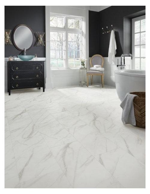 Ampezzo Luxury Vinyl Plank For Bathroom, Is Vinyl Plank Flooring Ok For Bathrooms