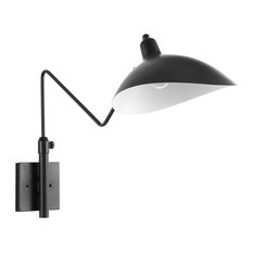 View Wall Lamp, Black