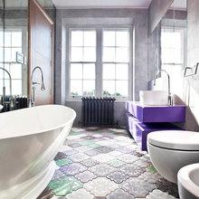 Идеи дизайна интерьера для ванной