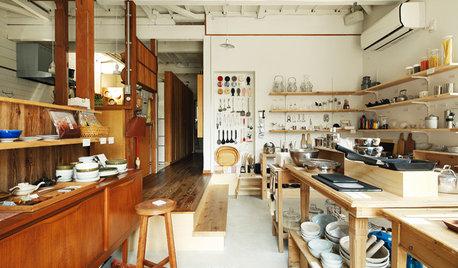 「台所道具の店を持つ」新たな夢を実現した、リビングの再リノベーション