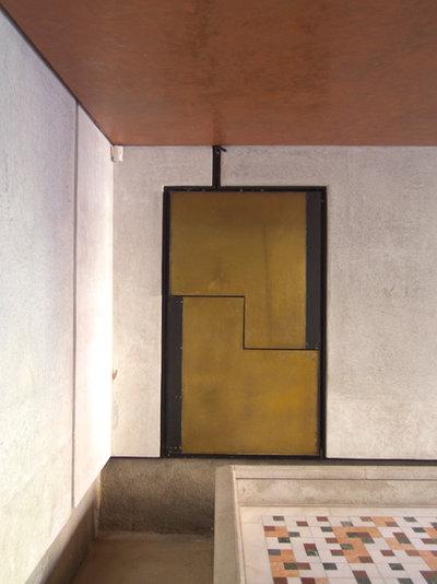 Modern Corridor by John Hill