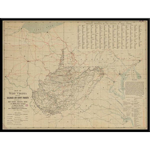 Map Of Texas 1835.New Map Of Texas Contiguous American Mexican States 1835 Paper