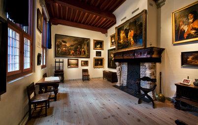 Architekturikone: So wohnte Barock-Maler Rembrandt in Amsterdam