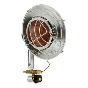 Optimus 9 Quot Dish Heater Contemporary Space Heaters By