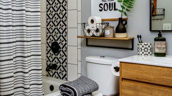 Sandbank Drive Guest Bathroom