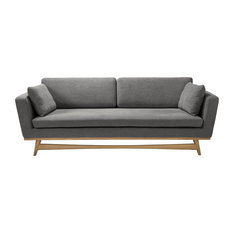 Red Edition France Scandinavian Sofa Thunderstorm Grey Sofas