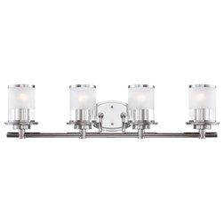 Transitional Bathroom Vanity Lighting by Hansen Wholesale