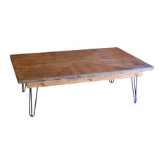 hairpin leg coffee tables | houzz