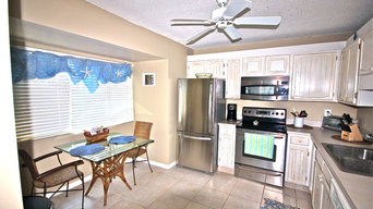 Sanibel beach home makeover.