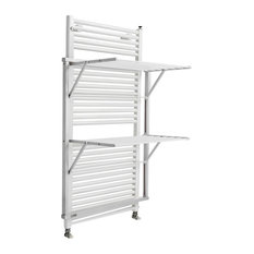 Klaus Radiator Clothes Airer, White