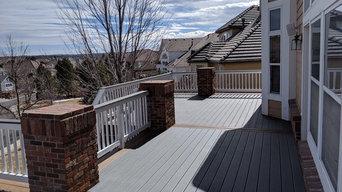 Silverlake St Deck Project