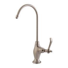 Kingston Brass 1/4 Turn Water Filtration Faucet, Brushed Nickel