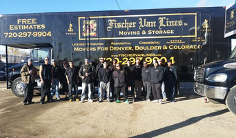 Denver Moving Company, Fischer Van Lines, Moving and Storage