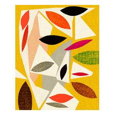 """""""Le Jardin d'Automne"""" Art Print, 66x80 cm"""