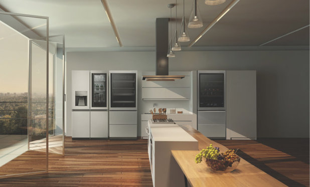 Step aside 3-zone kitchens – the 5-zone kitchen has arrived