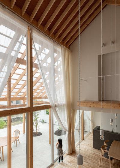 アジアン  by 堀部太建築設計事務所 / Futoshi Horibe Architects