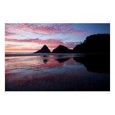 """Heceta Beach, Canvas Giclee, 12"""" X 8"""""""
