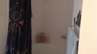 Tile Bathroom Renovation