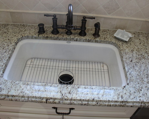 Kitchen Remodel, Shaker Heights, OH #2 - Kitchen Sinks