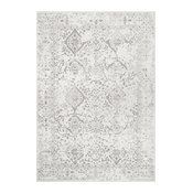 nuLOOM Vintage Odell Traditional Transitional Area Rug, Ivory, 9'x12'